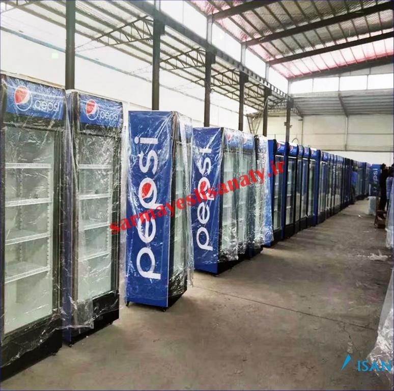 خرید یخچال حرفه ای دو درب