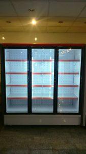 فروش یخچال ویترینی ایستاده