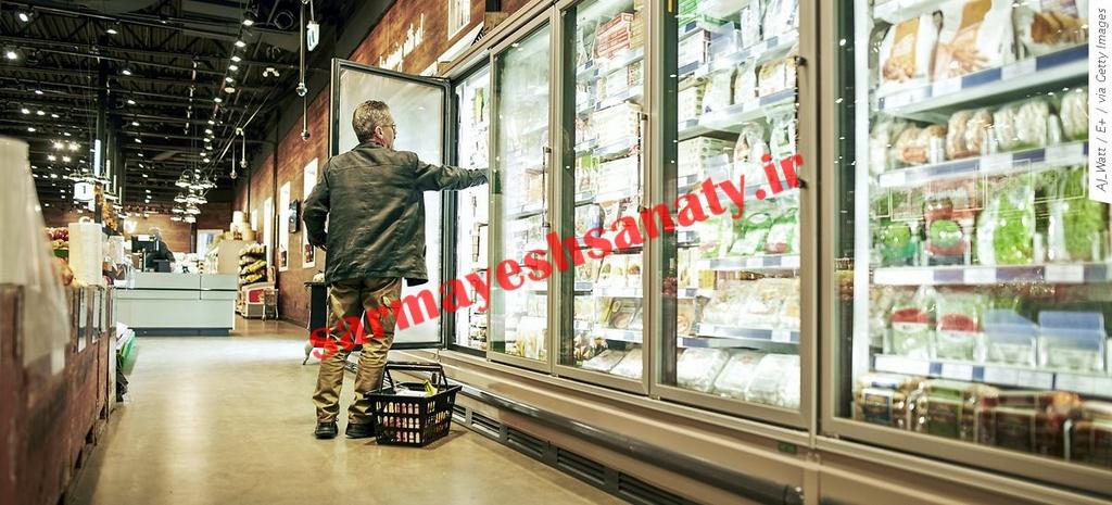 قیمت یخچال ایستاده نوشیدنی